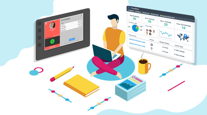 Why you should use remote employees monitoring app
