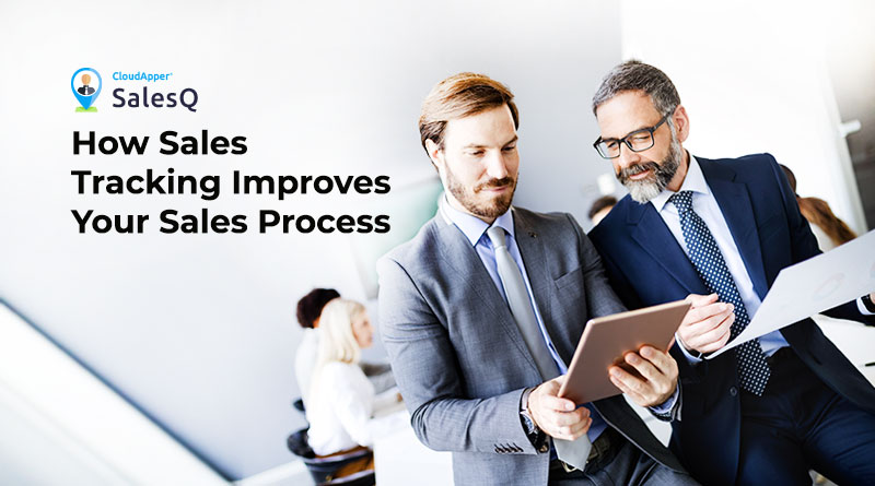 How Sales Tracking Improves Your Sales Process