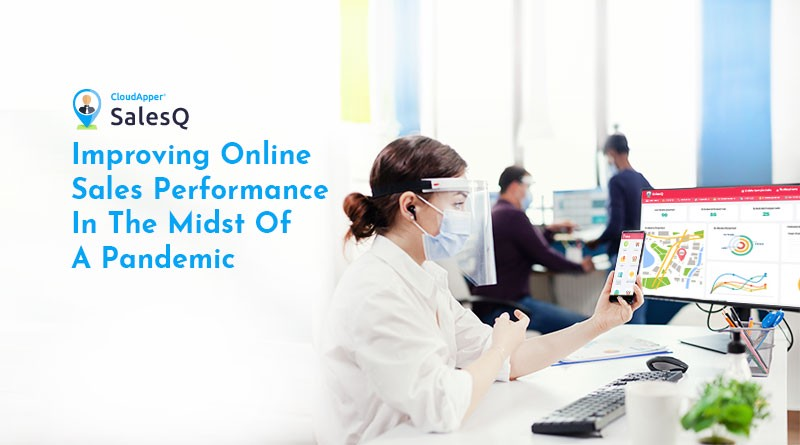 Improving Online Sales Performance In The Midst Of A Pandemic