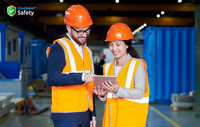 OSHA-recordkeeping-is-simplified-with-CloudApper-Safety