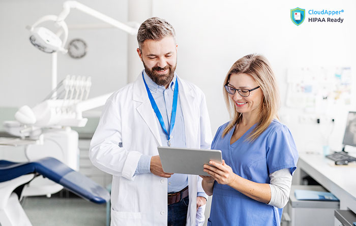hipaa-compliance-guidelines-for-dental-practices-cloudapper-hipaa-ready