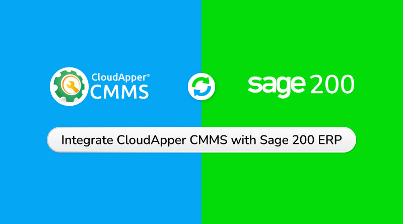 Integrate-CloudApper-CMMS-with-Sage-200-for-Hassle-Free-Asset-Maintenance