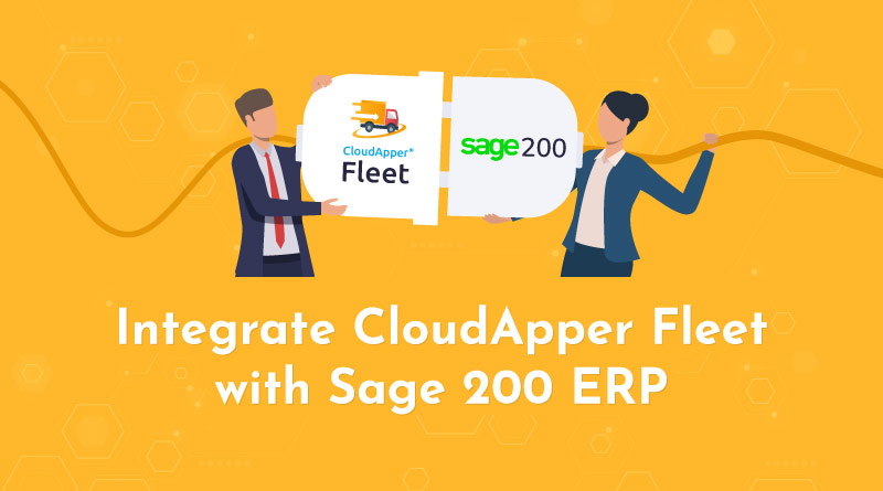 Integrate-CloudApper-Fleet-with-Sage-200-ERP-for-Efficient-Fleet-Management