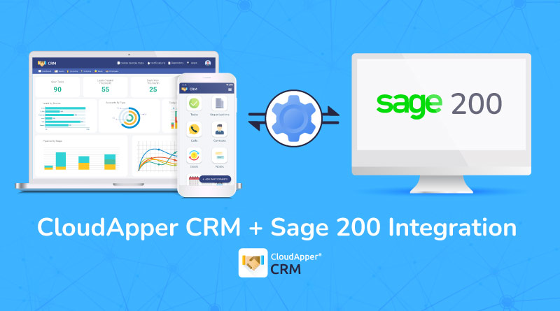 Integrating-CloudApper-CRM-with-Sage-200--Applications-and-benefits