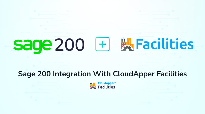 Simpler-Facility-Management-by-CloudApper-Integration-with-Sage-200