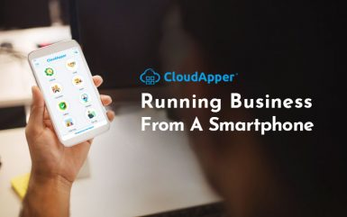 Can you run a business from your smartphone?