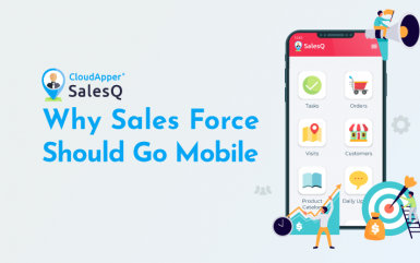Why Sales Force Should Go Mobile