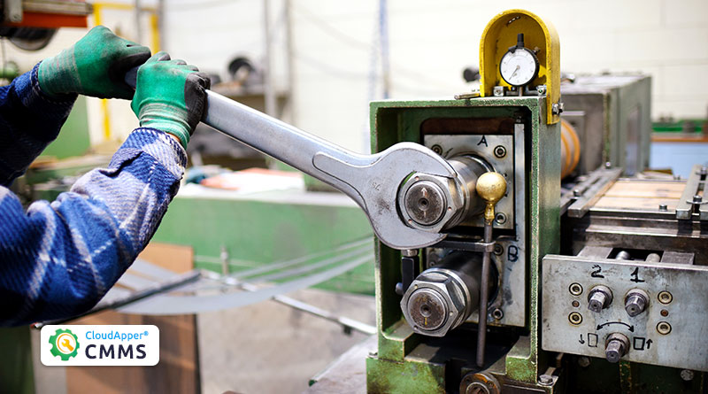 Reduce-unplanned-downtime-in-manufacturing-with-CloudApper-CMMS