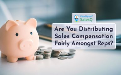Are You Distributing Sales Compensation Fairly Amongst Reps?