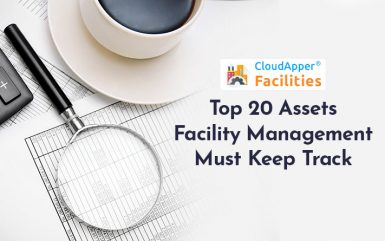 Top 20 Assets Facility Management Must Keep Track