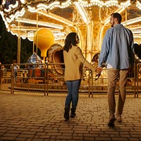 Outdoor Campgrounds & Theme Parks