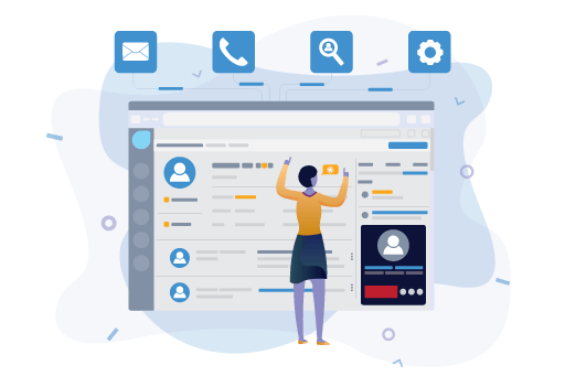 CRM-Everything-in-One-Place-CloudApper Customer Relationship Management Software