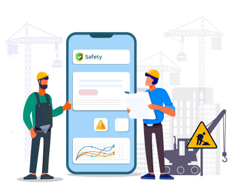 CloudApper-Safety-improve-construction-site-safety